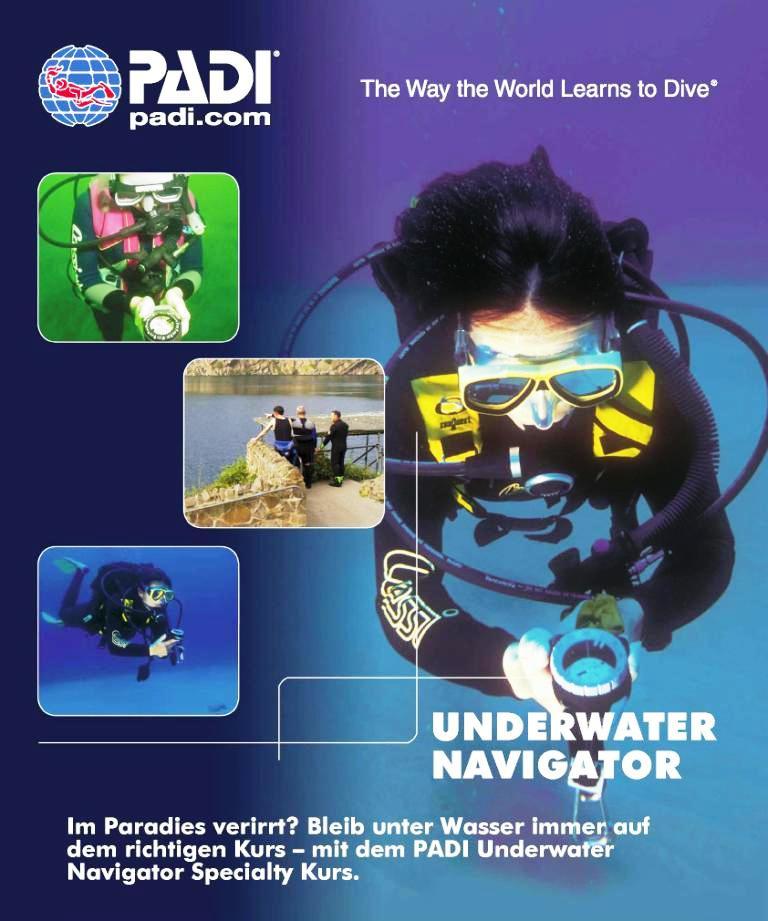 Underwater Nivigator